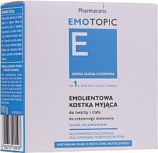 Profumi e cosmetici Sapone per pelli secche e atopiche - Pharmaceris E Emotopic Soap