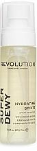 Profumi e cosmetici Spray viso alla glucosamina - Revolution Skincare Superdewy Moisturizing Spray