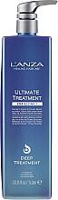 Profumi e cosmetici Maschera rigenerante per capelli - Lanza Ultimate Treatment Step 2 Deep Treatment