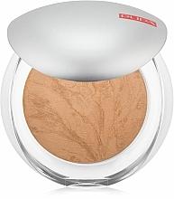 Profumi e cosmetici Cipria compatta - Pupa Luminys Silky Baked Face Powder