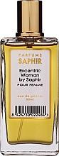 Profumi e cosmetici Saphir Parfums Excentric Woman - Eau de Parfum