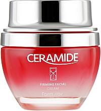 Crema viso rassodante con ceramidi - FarmStay Ceramide Firming Facial Cream — foto N2