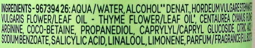 Tonico detergente viso - Garnier Bio Perfecting Tonik Purifying Thume — foto N2