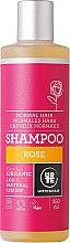 """Profumi e cosmetici Shampoo """"Rose"""" per capelli normali - Urtekram Rose Shampoo Normal Hair"""