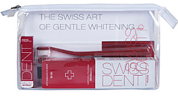 Profumi e cosmetici Set - Swissdent Extreme Promo Kit (toothpaste/50ml+mouth/spr/9ml+soft/toothbrush/1pc+bag)