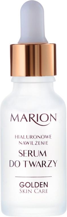 Siero per il viso, collo e decollete - Marion Golden Skin Care — foto N2