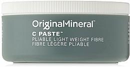 Profumi e cosmetici Pasta styling capelli - Original & Mineral C Paste Pliable Lightweight Fibre