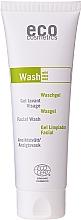 Profumi e cosmetici Detergente viso (lavaggio), foglia d'uva e tè verde - Eco Cosmetics