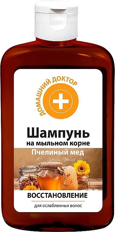 Shampoo al miele d'api - Domashniy Doktor