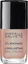 Profumi e cosmetici Smalto - Gabriella Salvete Long Lasting Nail Polish