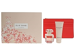 Profumi e cosmetici Elie Saab Le Parfum - Set (edp/50ml + b/lot/75ml + bag)