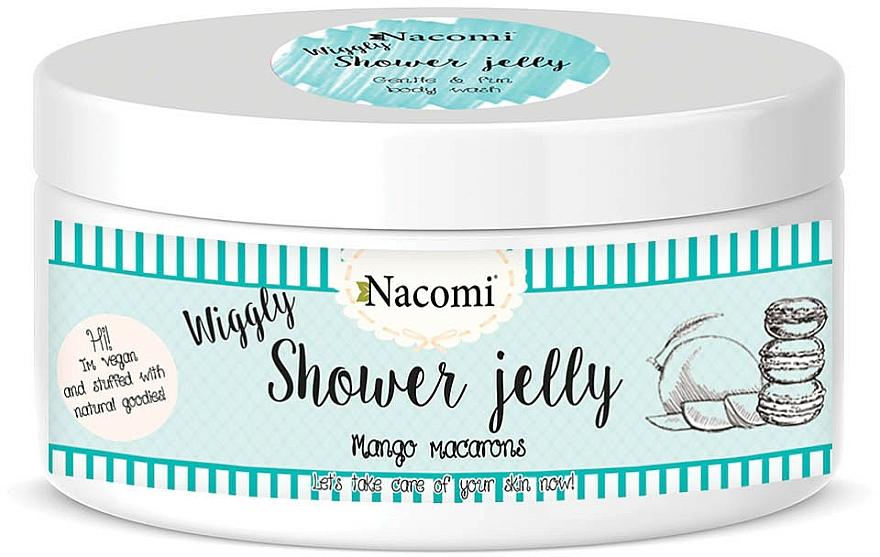 "Gelatina da doccia ""Macaron al mango"" - Nacomi Shower Jelly Mango Macarons"