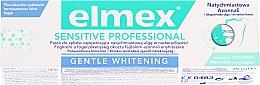 Profumi e cosmetici Dentifricio - Elmex Professional Sensitive Professional Gentle Whitening