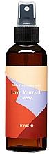 Profumi e cosmetici Spray corpo - Lovbod Body Treatment Spray Love Yourself Today