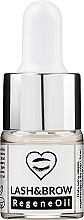 Profumi e cosmetici Olio per ciglia e sopracciglia - Lash Brow RegeneOil