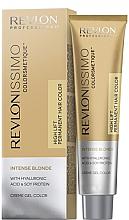 Profumi e cosmetici Crema tinta per capelli biondi - Revlon Revlonissimo Colorsmetique Intense Blonde