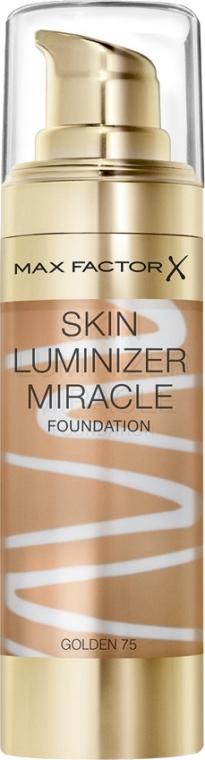 Fondotinta illuminante - Max Factor Skin Luminizer Miracle Foundation