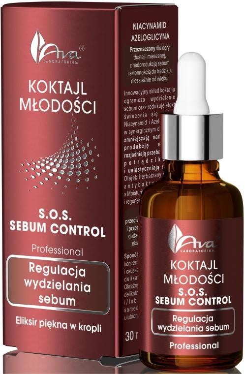 Elisir viso idratante - Ava Laboratorium S.O.S Sebum Control