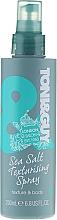 Profumi e cosmetici Spray per capelli - Toni & Guy Casual Sea Salt Texturising Spray