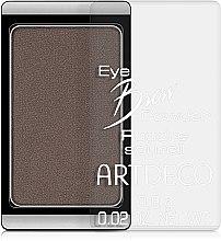 Profumi e cosmetici Ombretto per sopracciglia - Artdeco Eye brow Powder