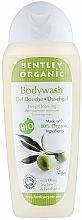 "Profumi e cosmetici Gel doccia ""Pulizia profonda"" - Bentley Organic Body Care Deep Cleansing Bodywash"