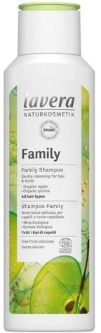 Shampoo per tutti i tipi di capelli - Lavera Family Shampoo — foto N1