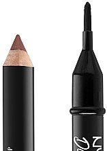Rossetto-matita bilaterale - Dazed & Diffused Blurring Lipstick — foto N2
