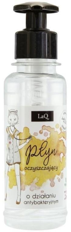 Detergente antibatterico - LaQ Antibacterial Cleansing Liquid 65% Alcohol