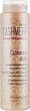 Profumi e cosmetici Shampoo lisciante - Kosswell Professional Cashmere Daily