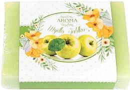"""Profumi e cosmetici Sapone """"Mela"""" - Delicate Organic Aroma Soap"""
