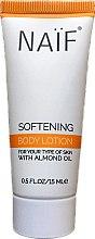 Profumi e cosmetici Lozione corpo emolliente - Naif Softening Body Lotion (mini)