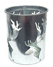 Profumi e cosmetici Portacandele - Yankee Candle Nordic Stag Tealight/Votive Holder