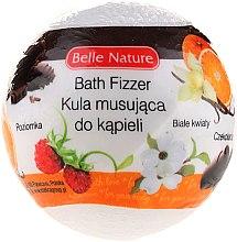 Profumi e cosmetici Bomba da bagno, bianca - Belle Nature