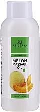 """Profumi e cosmetici Olio da massaggio """"Melone"""" - Hristina Cosmetics Melon Massage Oil"""
