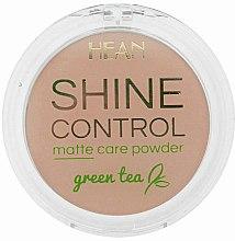 Profumi e cosmetici Cipria compatta - Hean Shine Control Matte Care Powder