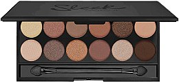 Profumi e cosmetici Palette ombretti - Sleek MakeUP i-Divine Mineral Based Eyeshadow Palette A New Day