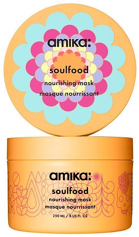 Maschera per capelli nutriente - Amika Soulfood Nourishing Mask