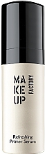 Profumi e cosmetici Primer-siero - Make Up Factory Refreshing Primer Serum