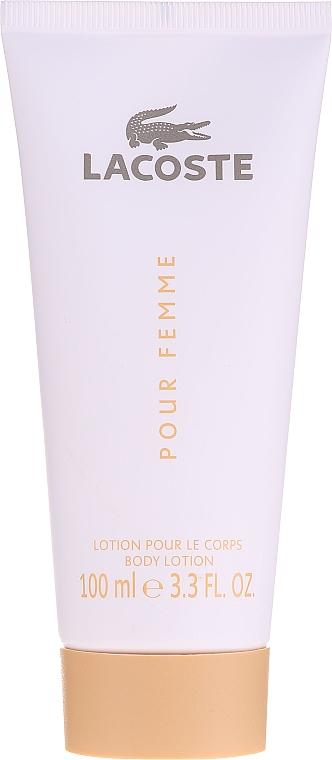 Lacoste Pour Femme - Set (edp/50/ml + b/lot/100/ml) — foto N3