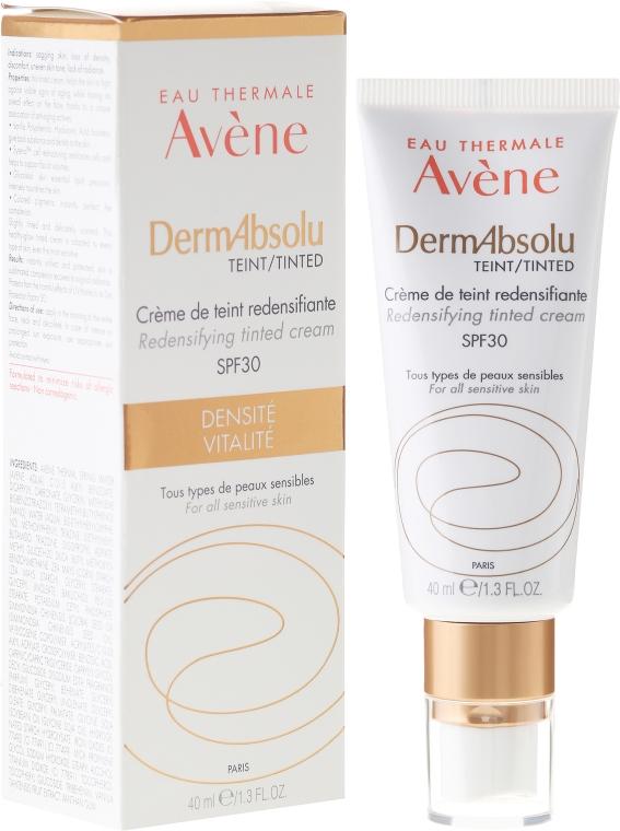 Crema viso - Avene Eau Thermale Derm Absolu Cream SPF30