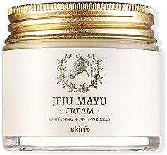 Profumi e cosmetici Crema anti-age con grasso di cavallo - Skin79 Jeju Mayu Cream