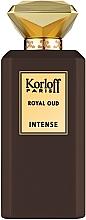 Profumi e cosmetici Korloff Paris Royal Oud Intense - Profumo