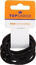Profumi e cosmetici Elastici per capelli 10 pz, 66214 - Top Choice