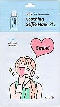 Profumi e cosmetici Maschera in tessuto - Skin79 Soothing Selfie Mask