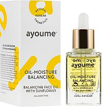 Profumi e cosmetici Olio viso - Ayoume Balancing Face Oil