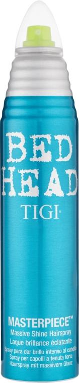 Lacca lucentezza intensa - Tigi Bed Head Masterpiece Massive Shine Hairspray