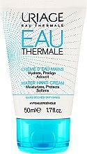 Profumi e cosmetici Crema idratante mani - Uriage Eau Termale Water Hand Cream