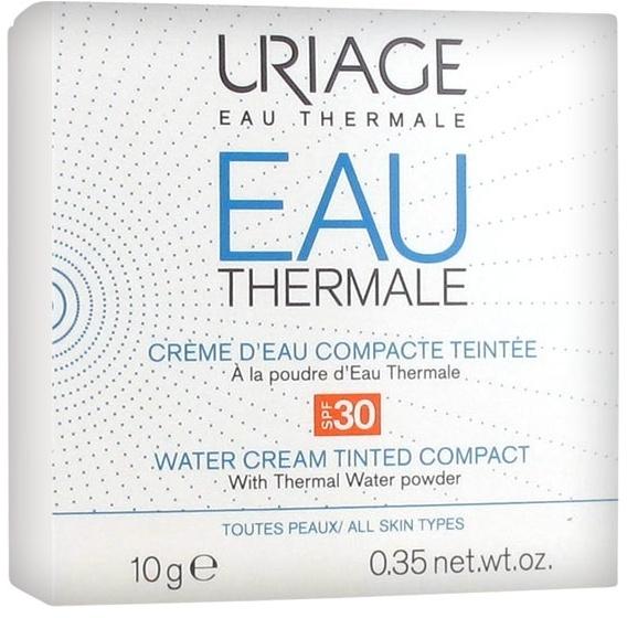 Crema-cipria compatta - Uriage Eau Thermale Water Tinted Cream Compact SPF30