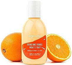 Profumi e cosmetici Gel doccia con olio d'arancia ed estratto di ribes nero - Uoga Uoga Shower Gel