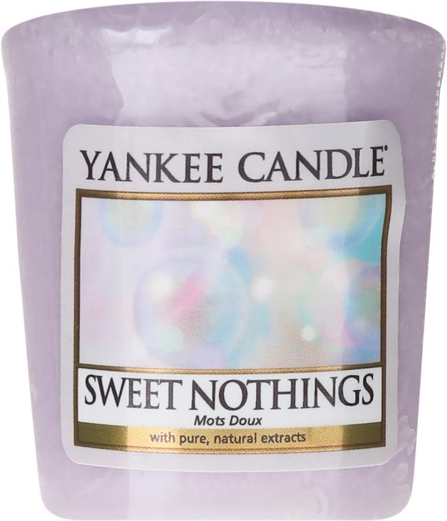 Candela profumata - Yankee Candle Sweet Nothings
